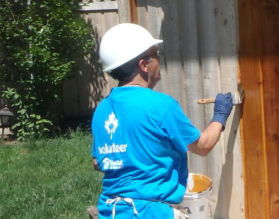 Volunteers Are The Backbone Of Our Work At Habitat For Humanity Mid Vancouver Island So On International Volunteer Day We Celebrating Their